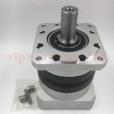 Nema42 Planetary Servo Gearbox Ratio 20:1 Precision Geared Speed Reducer CNC