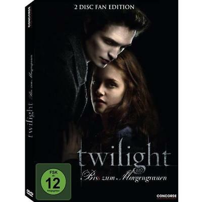 Twilight - Bis(s) zum Morgengrauen (Fan Ed.)   2 DVD's *HIT*