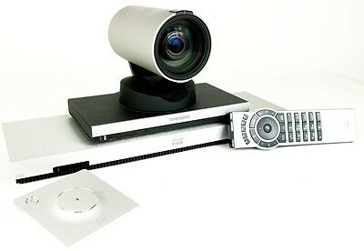 Cisco C20 Telepresence Video Conferencing System + options CTS-PHD1080P4XS1 HD