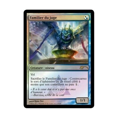 Judge's Familiar Familier du juge VF U Magic Retour Ravnica