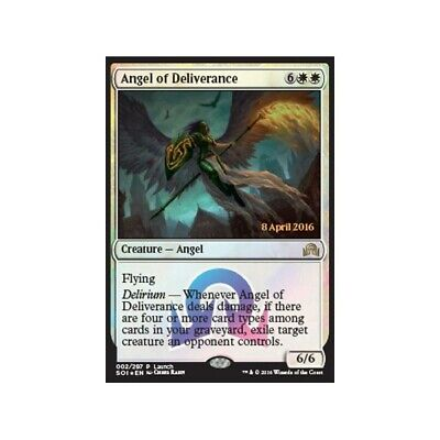 MTG Magic ♦ Shadows over Innistrad ♦ Ange de la Délivrance VF FOIL Launch Mint