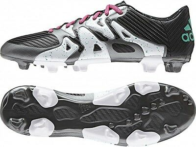 283676794373 adidas X 15.3 FG/AG Firm Ground Soccer Shoes-Cleats S78178 $70.00 Retail  size
