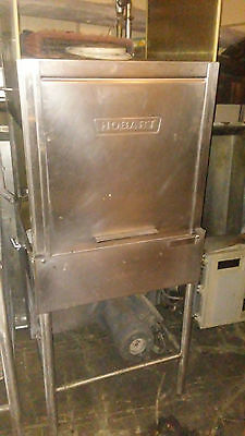 Hobart AM14 Pass Through Dishwasher Dish Washing Machine