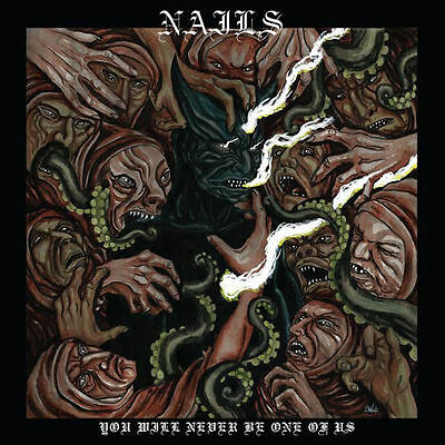 You Will Never Be One of Us NAILS CD ( FREE SHIPPING)