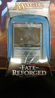 CUNNING PLAN - FRF - Intro Pack Magic the Gathering MTG NEW!!