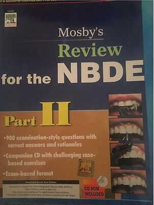 Mosby's Review for the Nbde Part 2 (National Board Dental Examination): Mosby's
