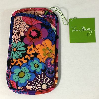 Vera Bradley Double Eyeglass Case Floral Fiesta Just Released Pattern New w Tag