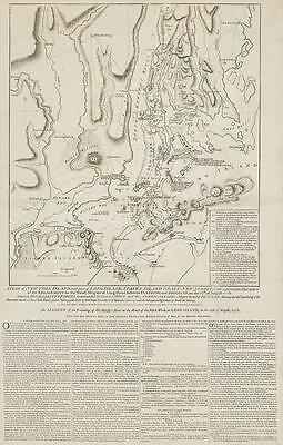 FADEN, WILLIAM A Plan of New York Island, with part of Long Island, S... Lot 202