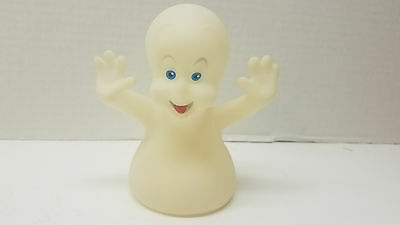 Vintage Casper the Friendly Ghost Plastic Glow In The Dark Blow Mold