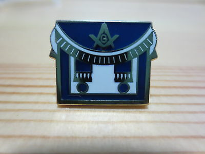 Masonic Apron Lapel Pins Badge Mason Freemason B15