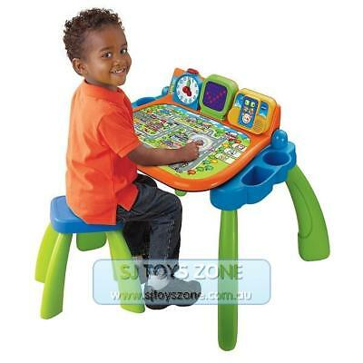 Vtech Pre-School Interactive Create and Discover Learning Desk Touch and Learn
