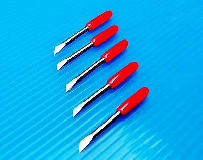SUMMA D Replacement Vinyl Cutter Plotter/printer blades 45° X5  UK