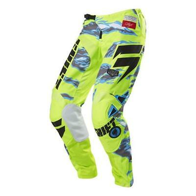SHIFT MX 2016 Motocross / MTB Hose Strike - gelb CAMO Motocross Enduro MX Cross