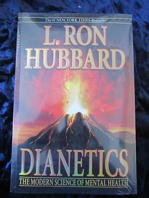 DIANETICS. The Modern Science of Mental Health. L.Ron Hubbard Scientology