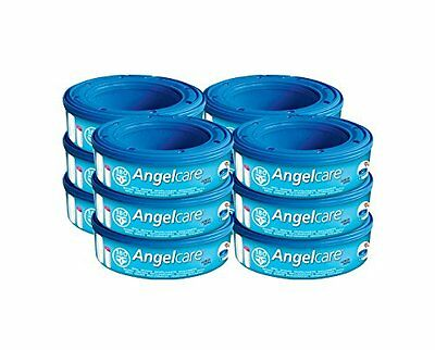 Angelcare Refill Cassettes - Pack of 3 6 12 ECONOMY BOX EXPRESS DELIVERY UK 48H
