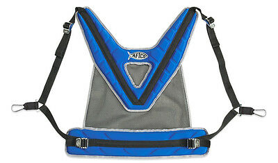 Aftco HARNESS2BLUE Maxforce II Shoulder Harness