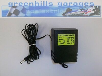 Greenhills Scalextric Wall mounted plug in transformer C912 13V  M3298 Used M...