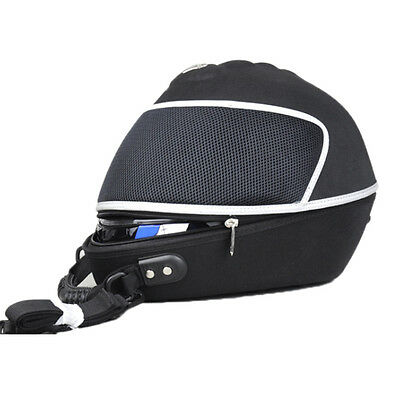 Motorcycle Bike Helmet Bag Case Anti-Scratch Protector Carrier Headcase Backpack