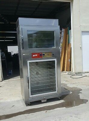 nu-vu electric convection oven / proofer . subway bread oven