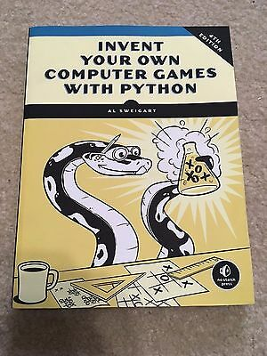 Invent Your Own Computer Games With Python By Al Sweigart 4Th Edition