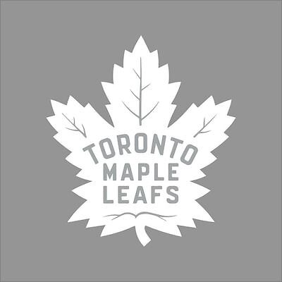 Toronto Maple Leafs NHL Team Logo Color Vinyl Decal Sticker Car Window Wall
