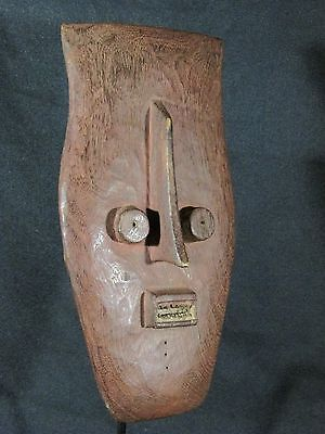 African mask Ijo mask Nigeria, African art collectible