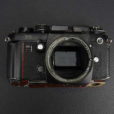Nikon F3  Body for parts - Not much left of this camera