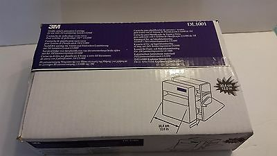 3M DL1001 Double-Sided Lamination Cartridge for LS1000 System 12 in x 100 ft NEW