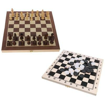 Chess Chessboard Draughts and Chess Set Classic Chess Pieces Outdoor Game