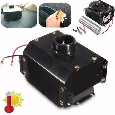 12V 300W Electric Car Mute Heater Fan Defroster Demister Vehicle Warmer Heating