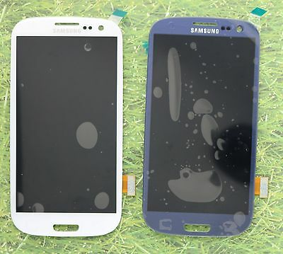 Samsung Galaxy S3 i9300 i537 T999 i747 LCD Display Touch Screen Digitizer ASSY