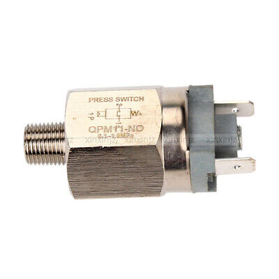 "1/4"" NO Adjustable Diaphragm Pressure Controller Switch"