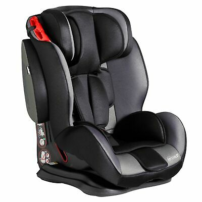 MyChild Jet Stream Group 1/2/3 Baby / Child / Kids Car Seat - Black