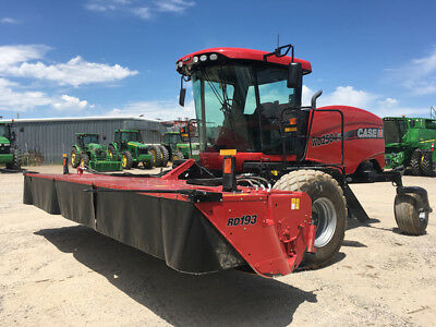 2016 Case IH WD2504 Swathers & Windrowers