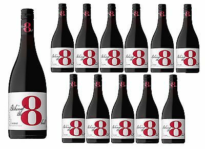 Behind the 8 Ball Langhorne Creek Shiraz 2014 (12 Bottles)