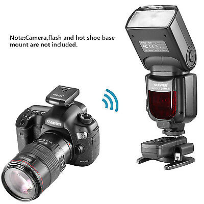 Neewer 16 Channels Wireless Radio Flash Speedlite Studio Trigger Set for Canon
