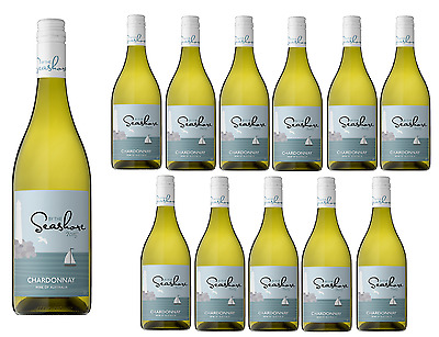 By The Seashore Chardonnay White Wine SEA (12x750ml)