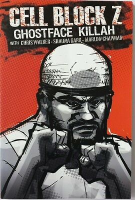 Cell Block Z by Ghostface Killah (Paperback, 2009)