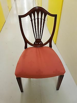 Chippendale - Georgian - Style Set of 8 Mahogany Dining Chairs
