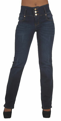 Style N491BT– Colombian Design, Butt Lift, Stretch Boot Leg Jeans