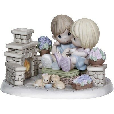 Precious Moments Double Figurine, You Are My Home Sweet Home, New In Box, 131059