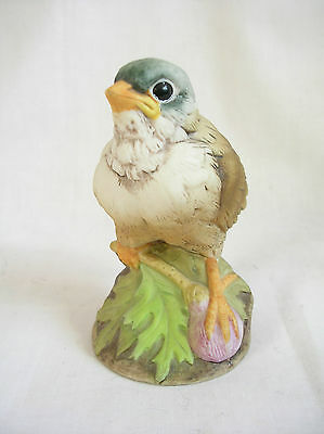 Andrea by Sadek Gold Finch Figurine CLEARANCE