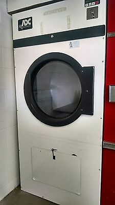 American Dryer ADG30V 30Lb Dryer, 120V, Gas, Coin, Used