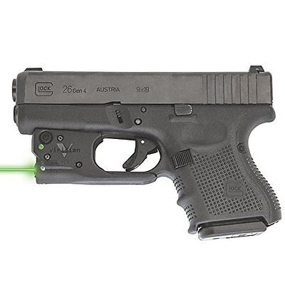 Viridian R5-LC9 Green Laser Sight for Ruger LC9/ LC9/LC380 with ECR Holster