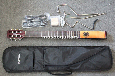 Minstar Brand Classtar Travel Electric Guitar With Carring Bag