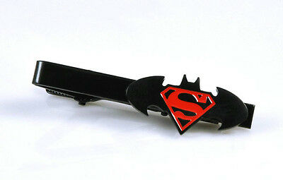 Superman Batman DC Justice League Men`s  Party Gift Tie Clip Clasp Fashion LDJ29