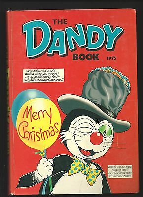 The Dandy Book 1975  ( Hardback 1974 )