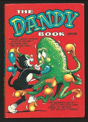 The Dandy Book 1979 ( Hardback 1978 )
