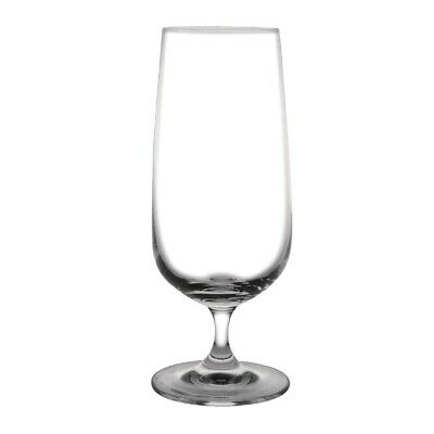 Olympia (Pack of 6) Bar Collection Stemmed Beer Glasses 410ml BARGAIN
