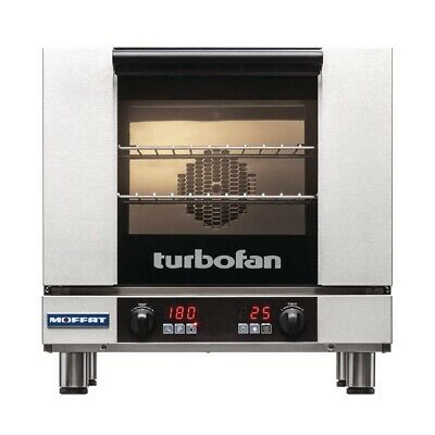 Commercial Turbofan Half Size Digital Electric Convection Catering Oven E23D3
